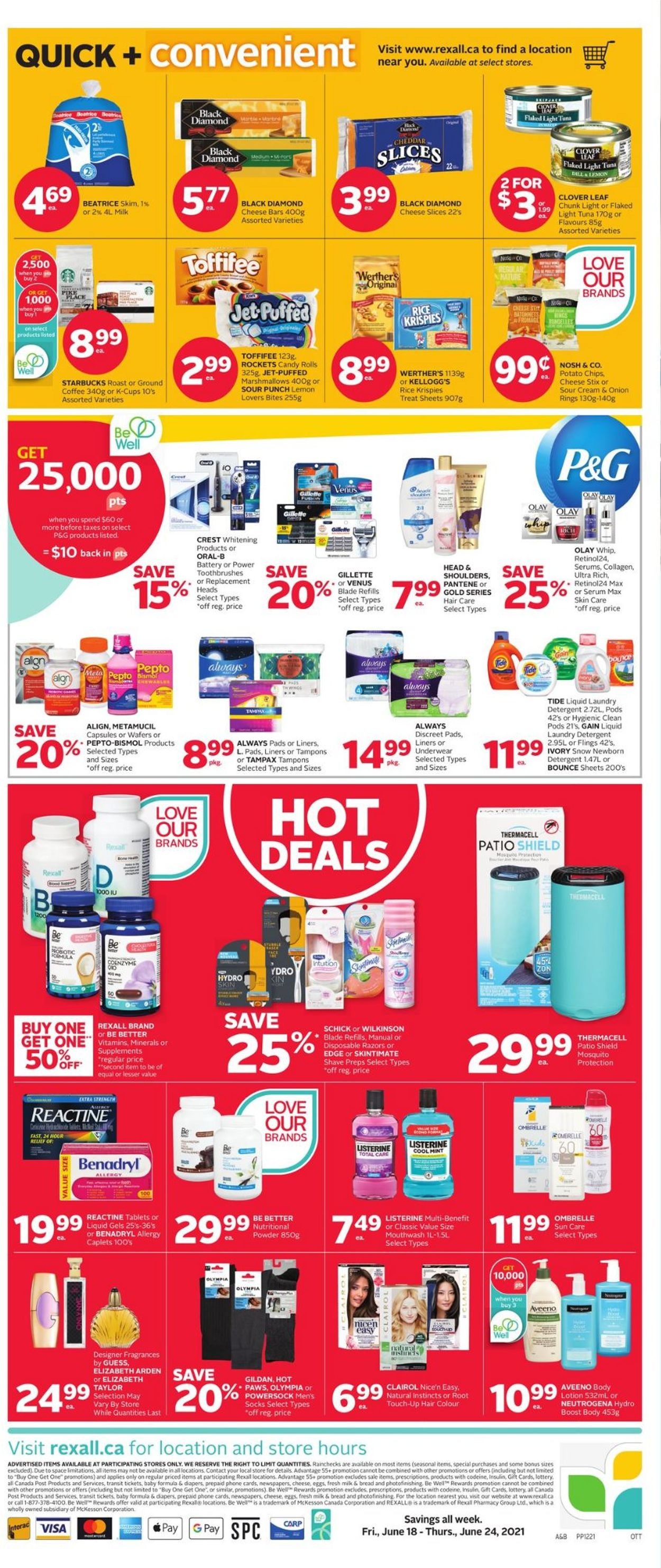 Rexall Flyer - 06/18-06/24/2021 (Page 2)