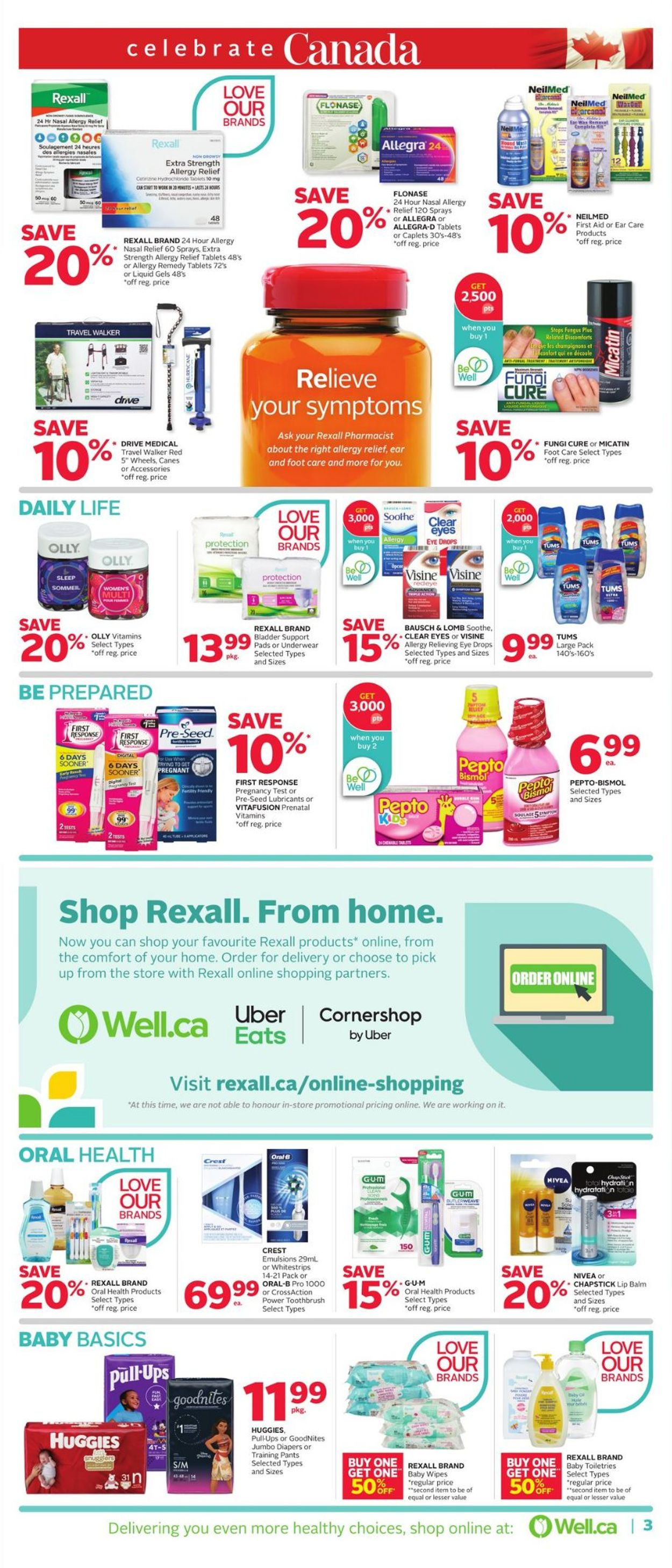 Rexall Flyer - 06/25-07/01/2021 (Page 7)