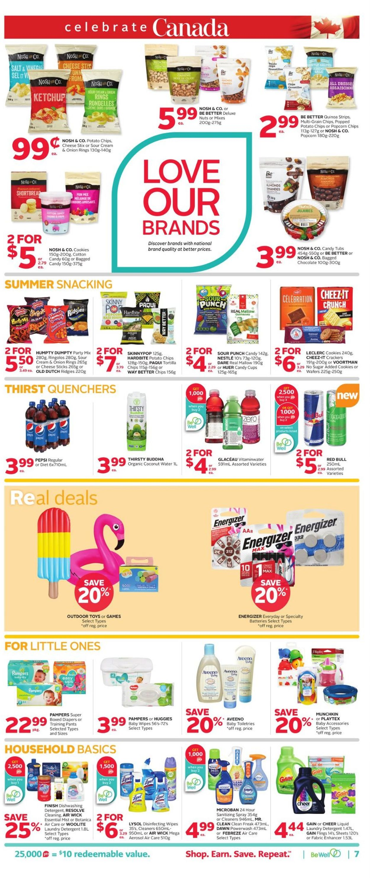 Rexall Flyer - 06/25-07/01/2021 (Page 12)