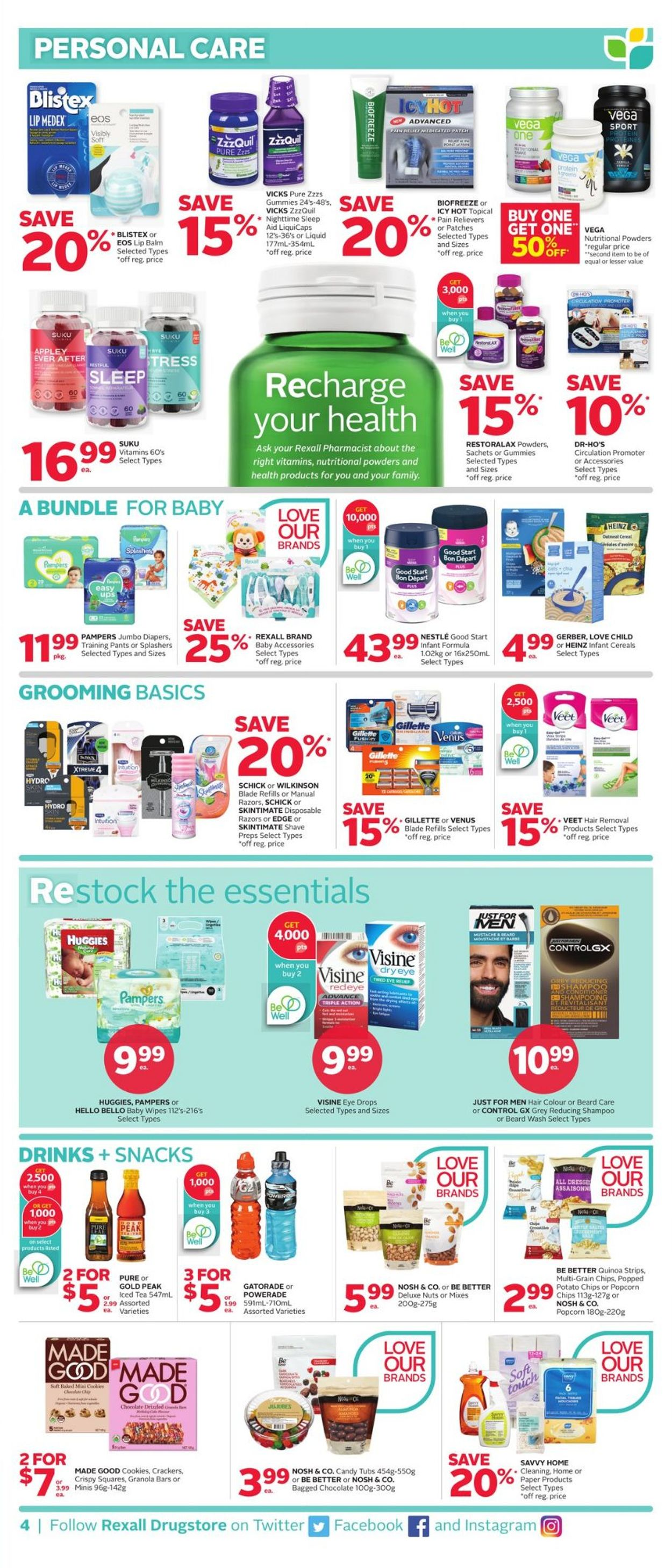 Rexall Flyer - 07/02-07/08/2021 (Page 9)