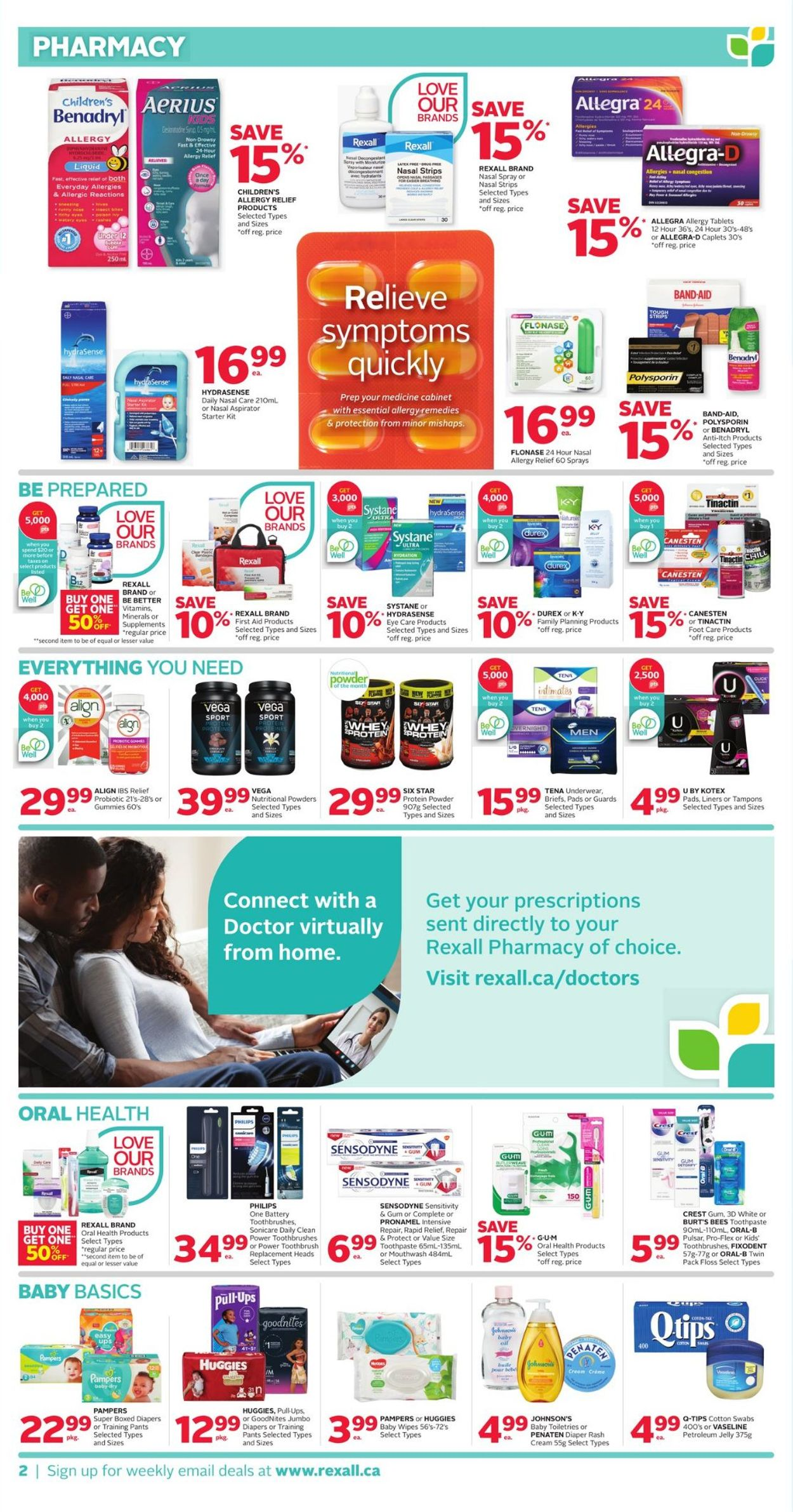 Rexall Flyer - 07/23-07/29/2021 (Page 4)