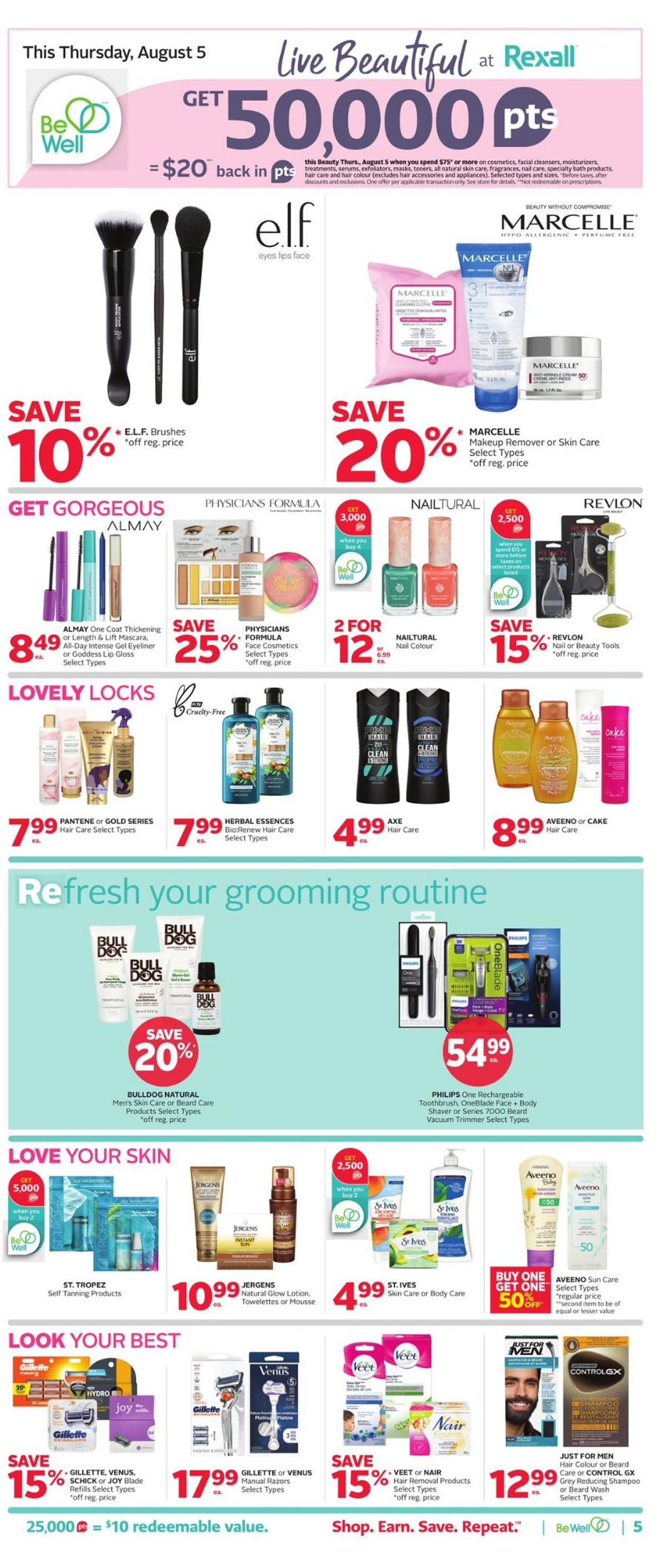 Rexall Flyer - 07/30-08/05/2021 (Page 9)