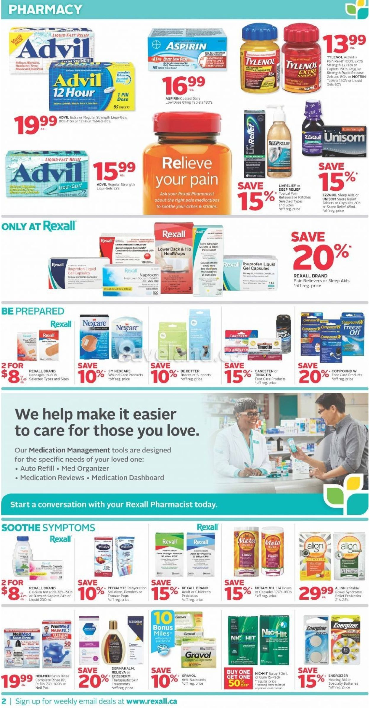 Rexall Flyer - 05/16-05/23/2019 (Page 2)