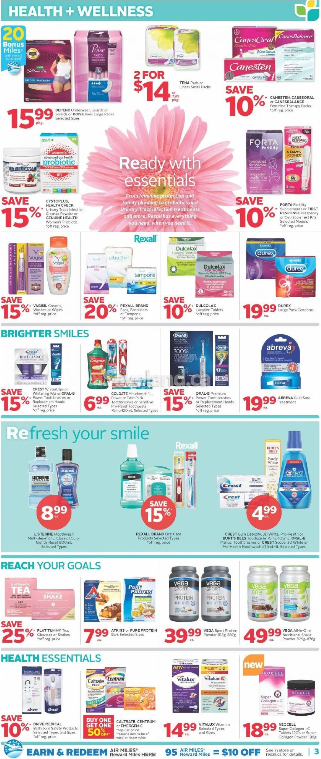 Rexall Flyer - 05/16-05/23/2019 (Page 3)