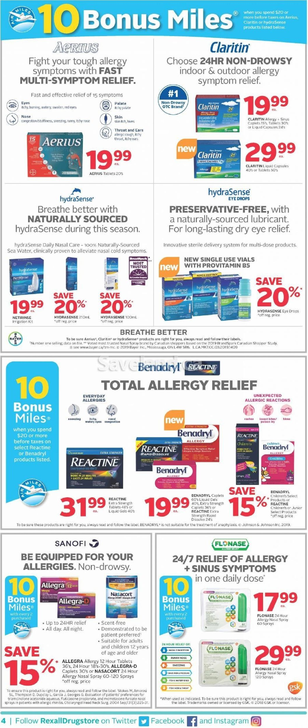 Rexall Flyer - 05/16-05/23/2019 (Page 4)