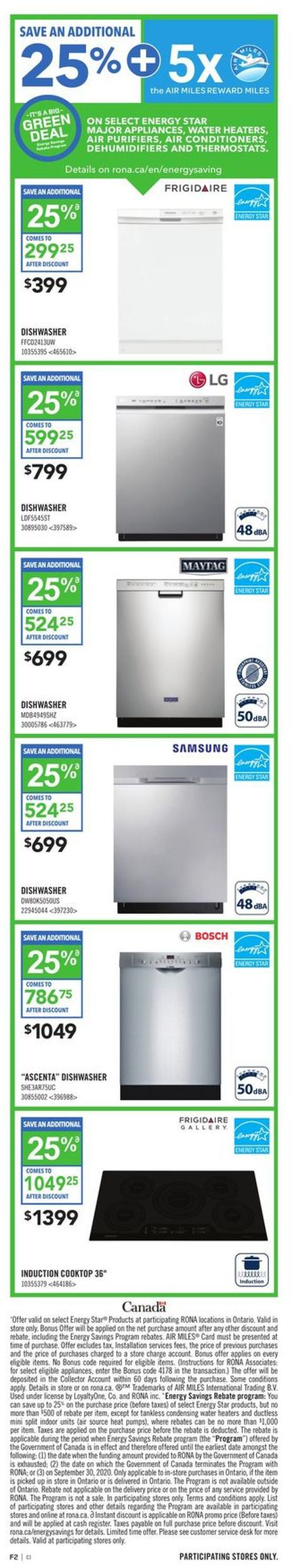 RONA Flyer - 10/03-10/09/2019 (Page 2)