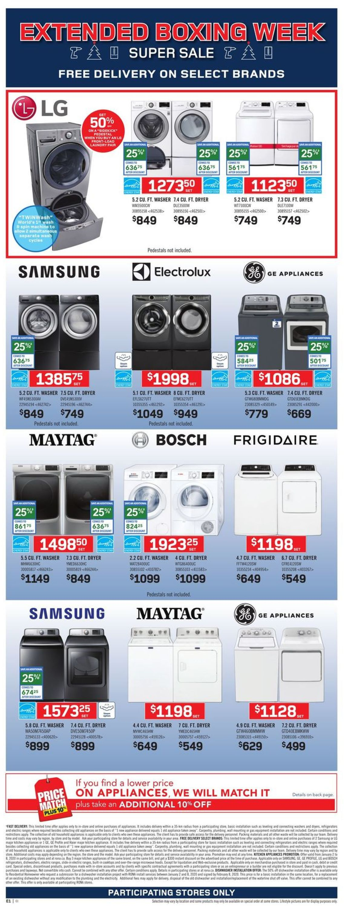 RONA Flyer - 01/02-01/08/2020 (Page 4)