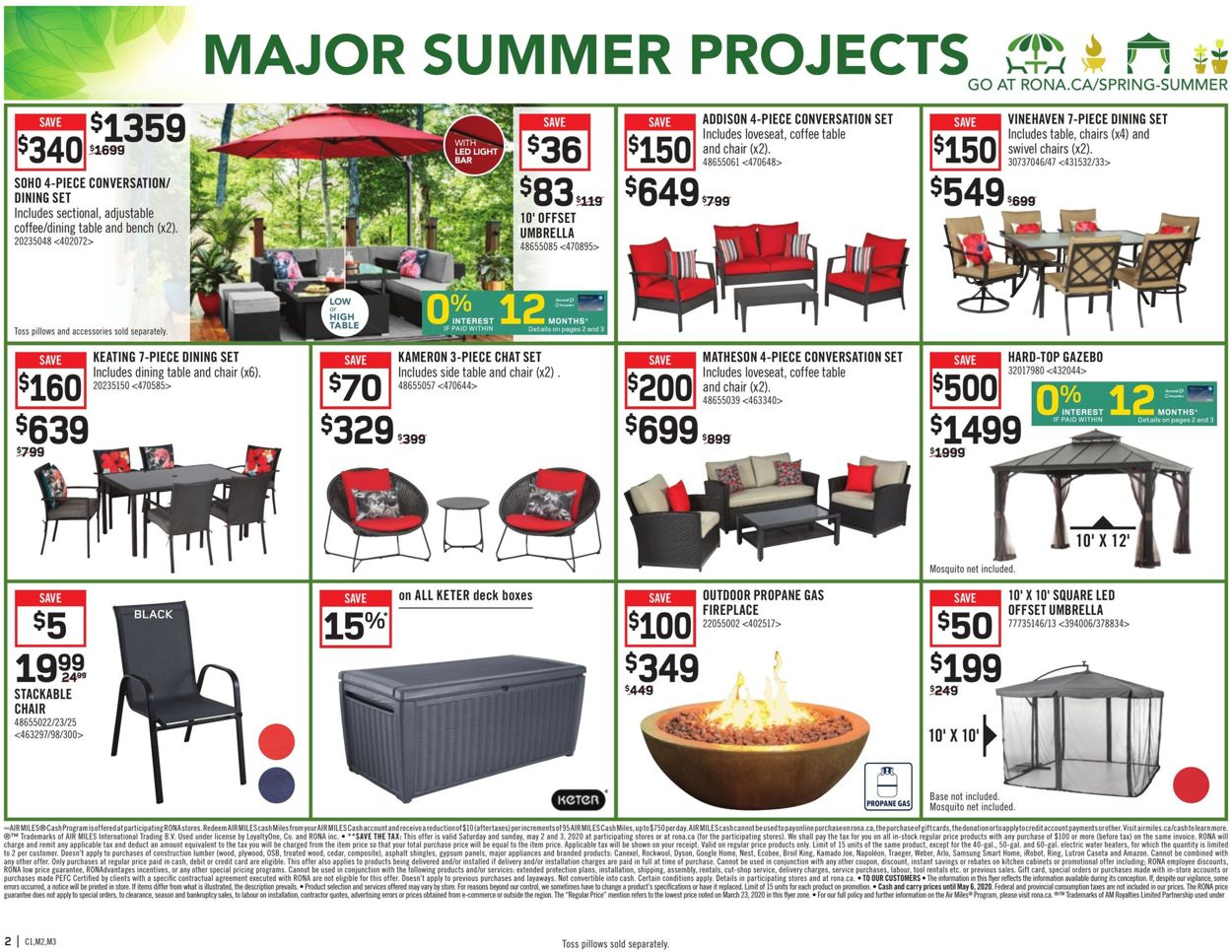 RONA Flyer - 04/30-05/06/2020 (Page 3)
