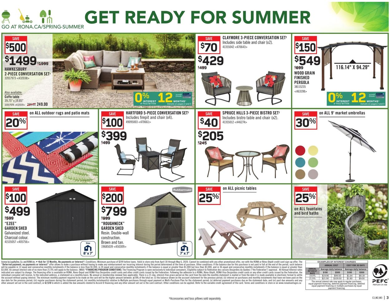 RONA Flyer - 04/30-05/06/2020 (Page 4)