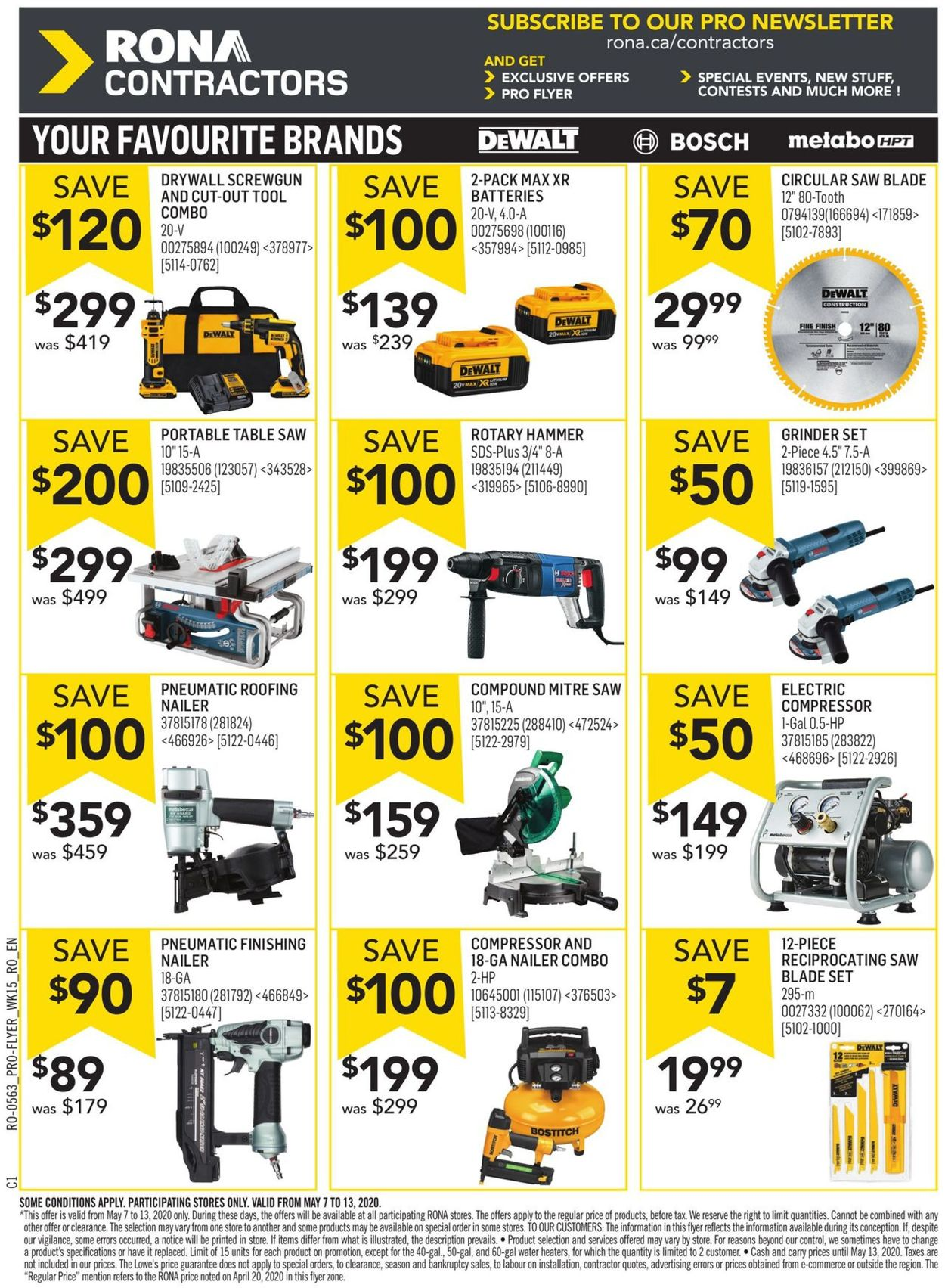 RONA Flyer - 05/07-05/13/2020 (Page 3)