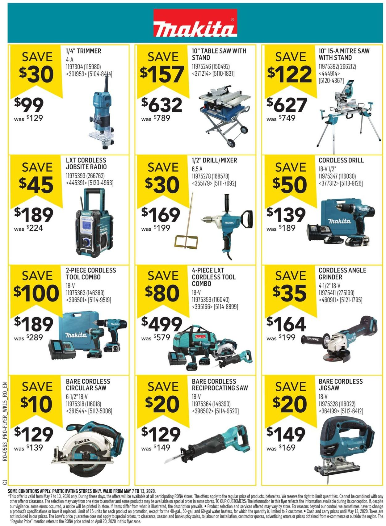 RONA Flyer - 05/07-05/13/2020 (Page 4)