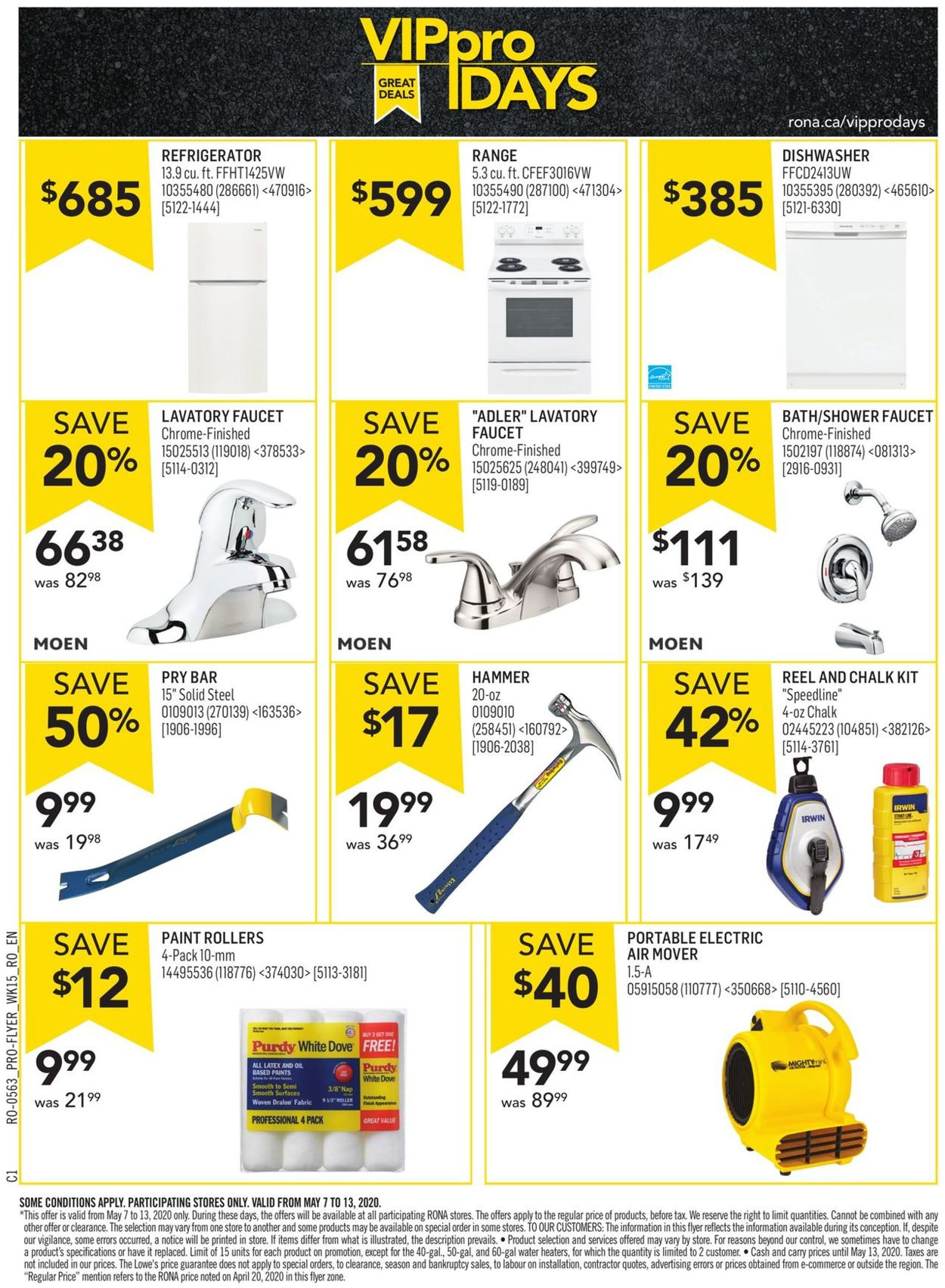 RONA Flyer - 05/07-05/13/2020 (Page 5)