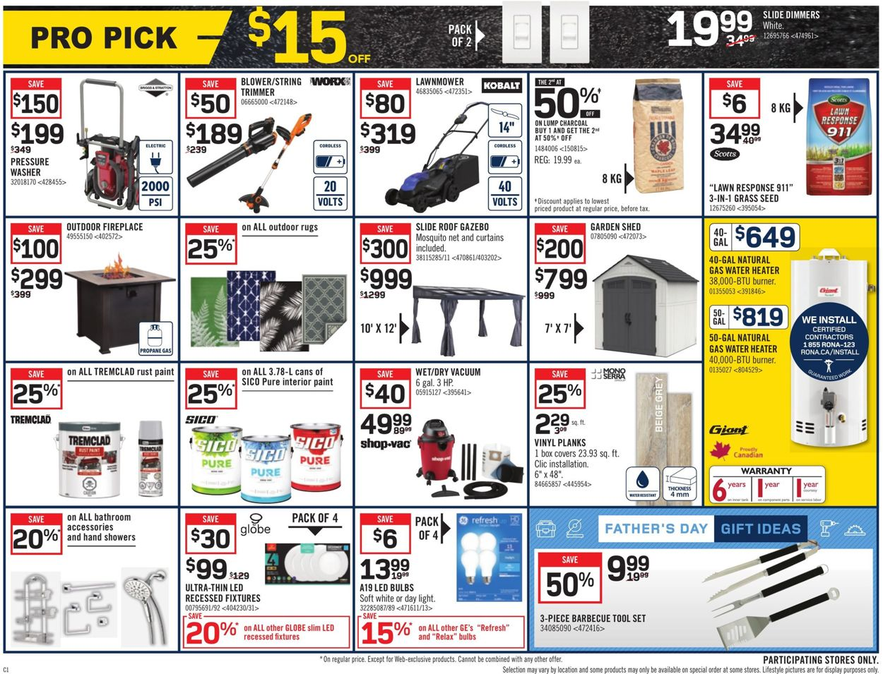 RONA Flyer - 06/04-06/10/2020 (Page 12)