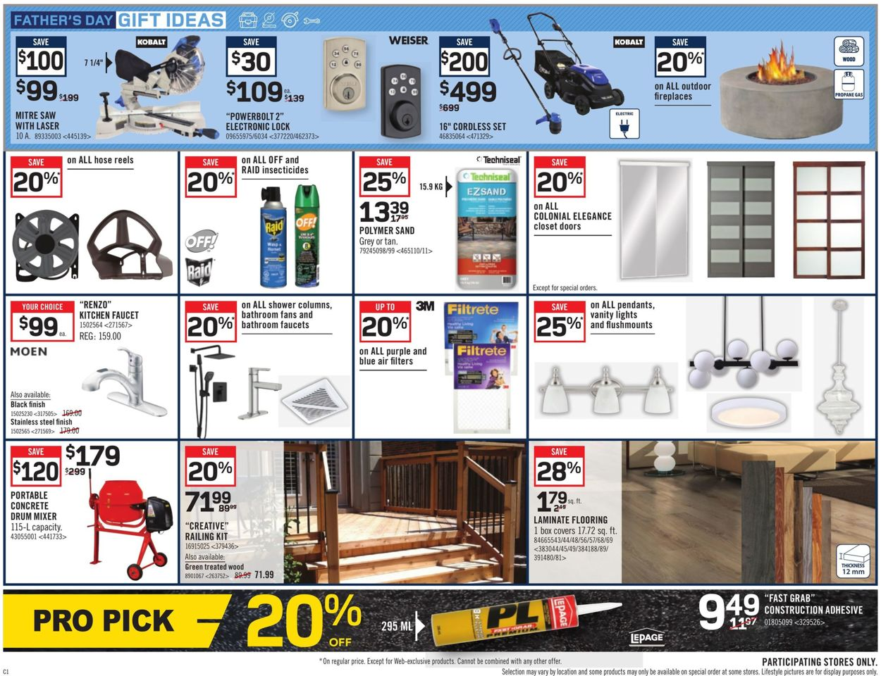 RONA Flyer - 06/11-06/17/2020 (Page 13)