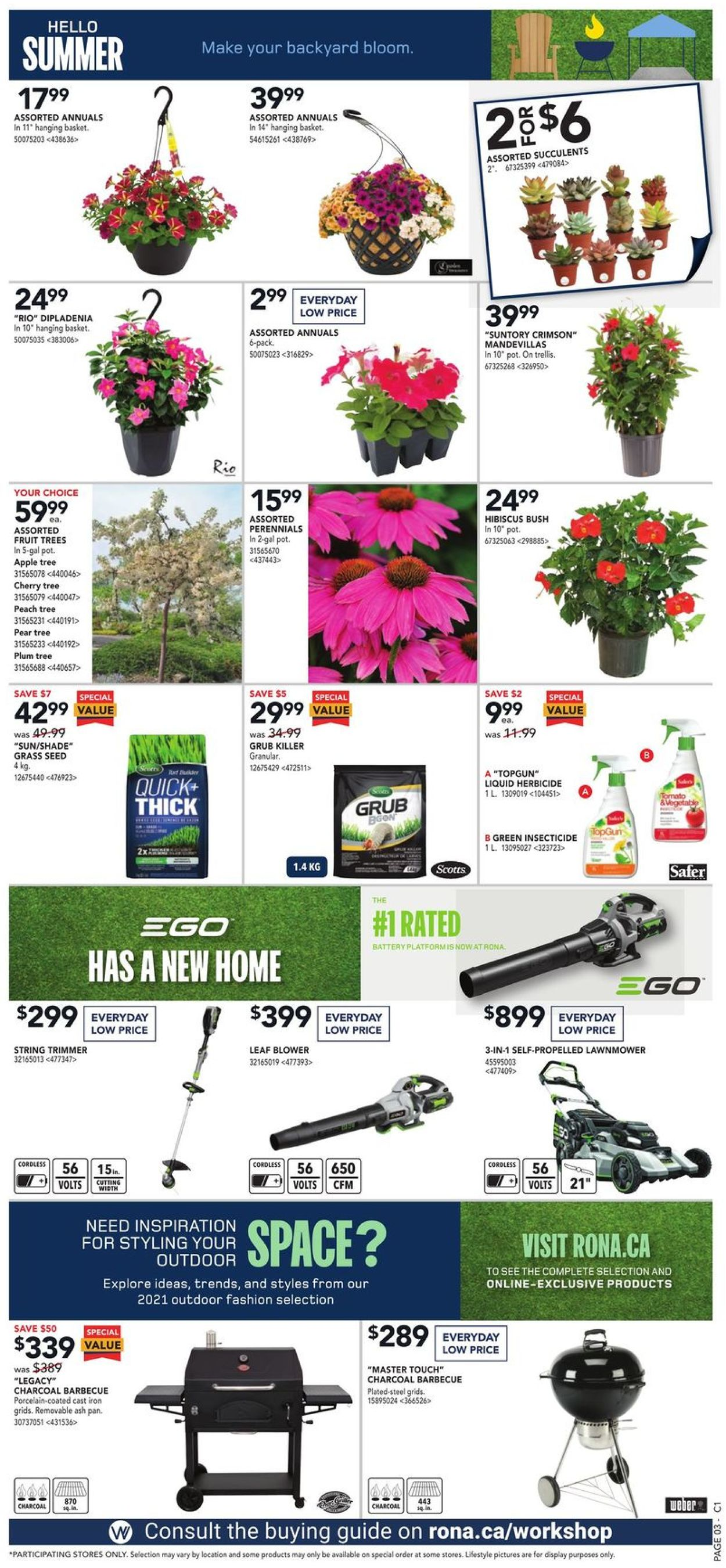 RONA Flyer - 05/27-06/02/2021 (Page 6)