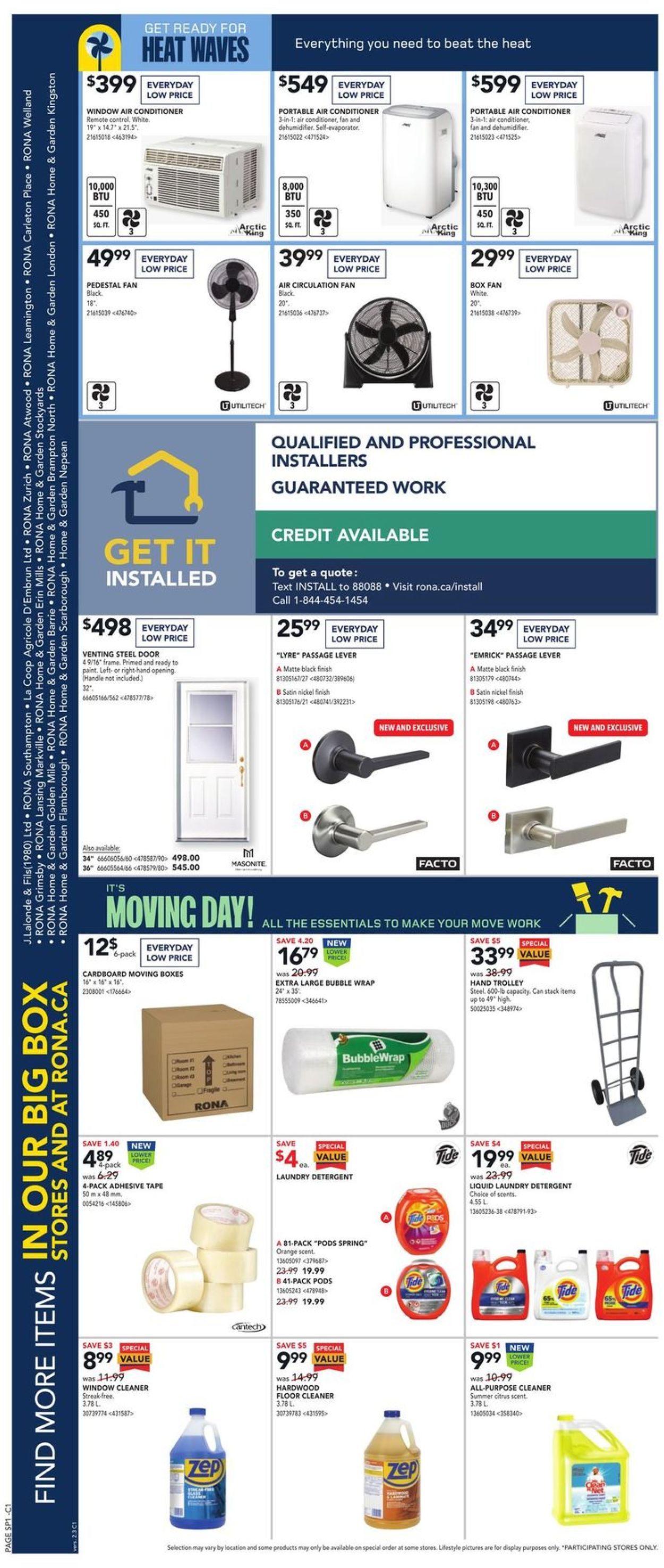 RONA Flyer - 06/10-06/16/2021 (Page 6)