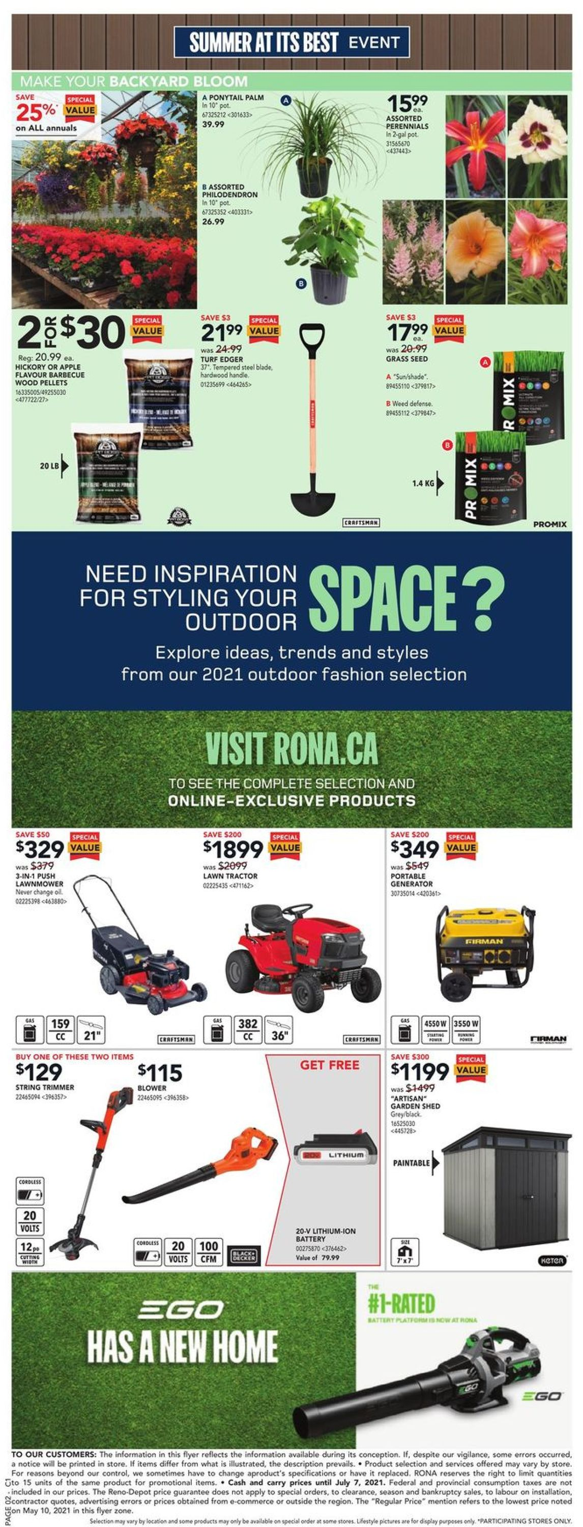 RONA Flyer - 07/01-07/07/2021 (Page 3)
