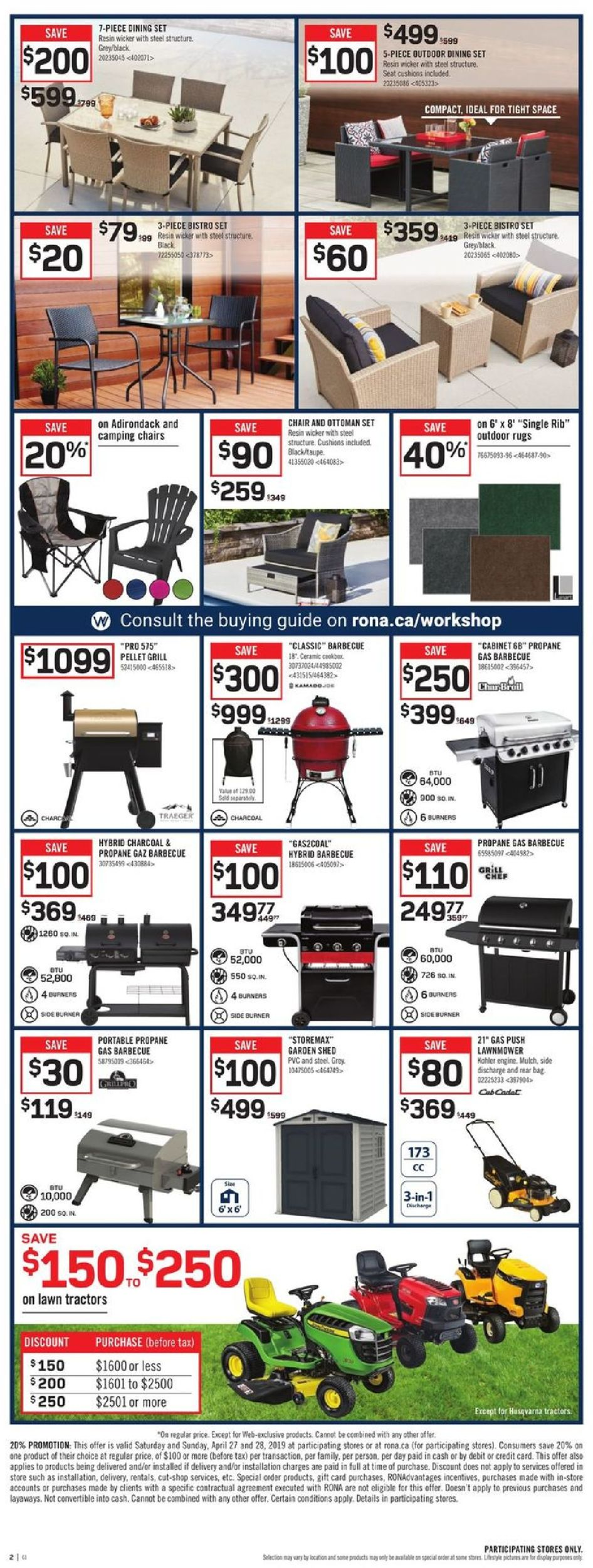 RONA Flyer - 04/25-05/01/2019 (Page 2)