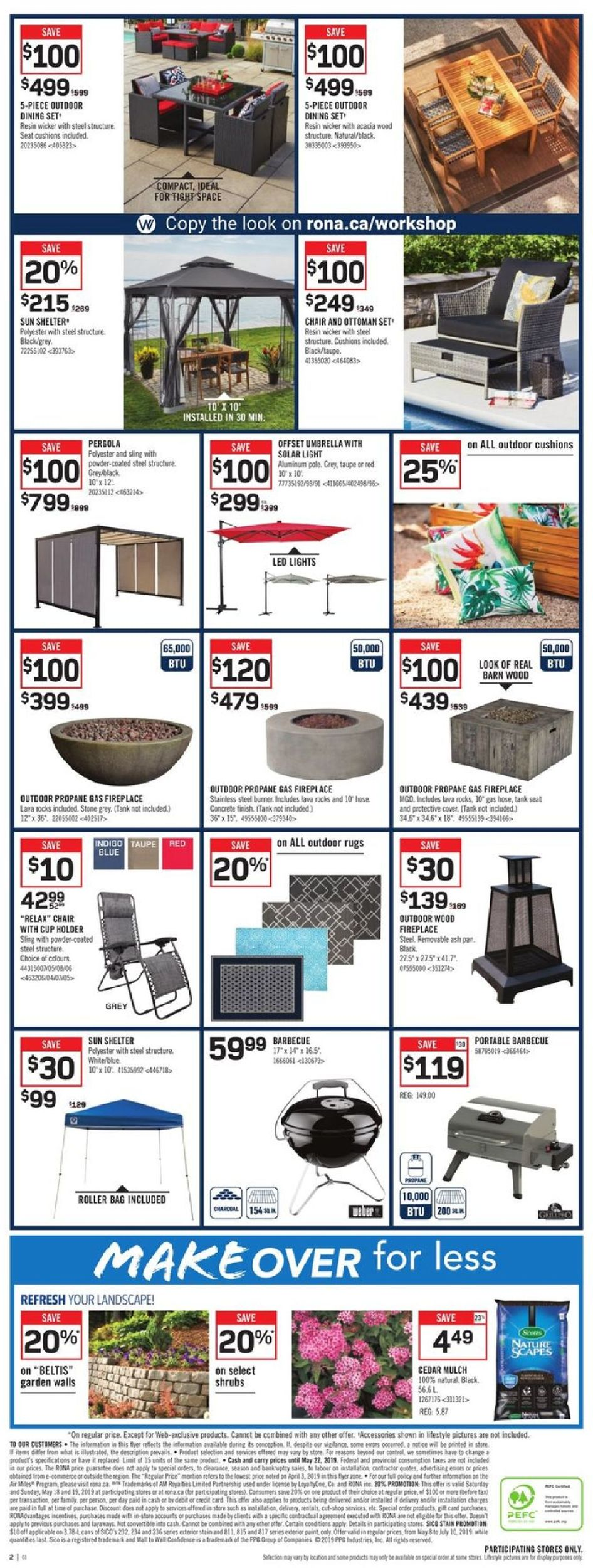 RONA Flyer - 05/16-05/22/2019 (Page 2)