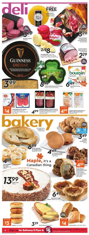 Safeway Flyer - 03/05-03/11/2020 (Page 4)