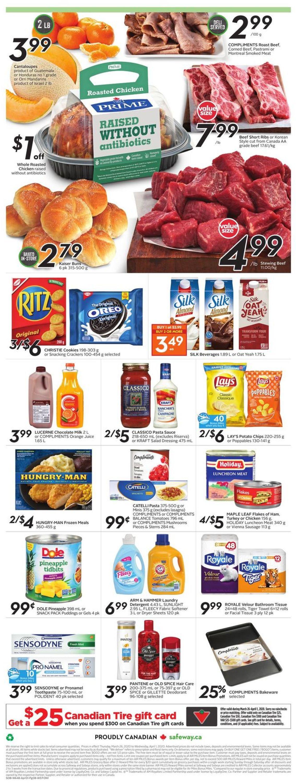 Safeway Flyer - 03/26-04/01/2020 (Page 12)