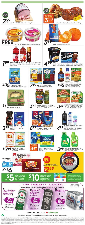 Safeway Flyer - 04/02-04/08/2020 (Page 21)