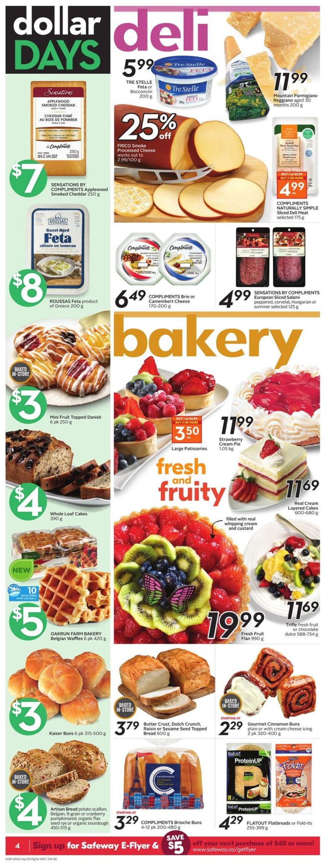 Safeway Flyer - 04/23-04/29/2020 (Page 5)