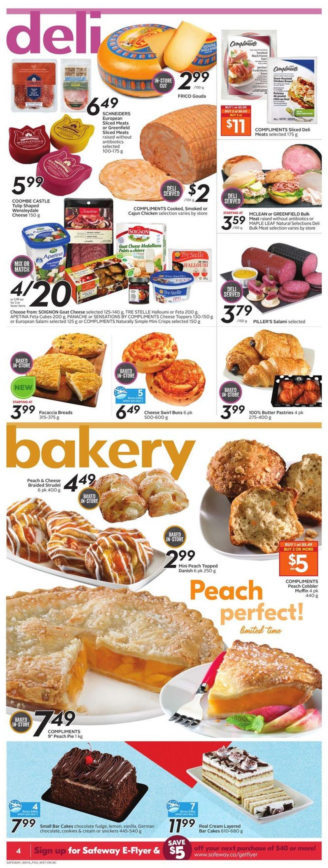 Safeway Flyer - 07/30-08/03/2020 (Page 7)