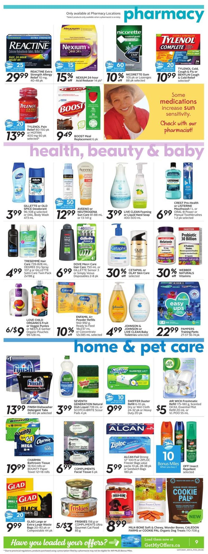 Safeway Flyer - 07/30-08/03/2020 (Page 14)