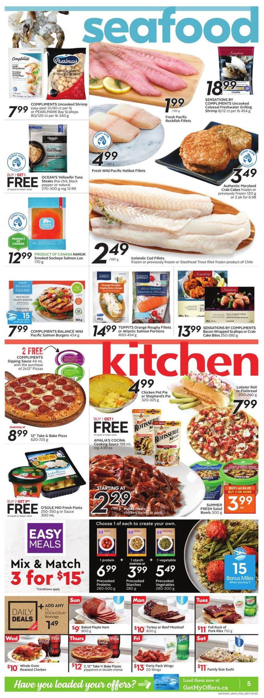 Safeway Flyer - 08/06-08/12/2020 (Page 11)