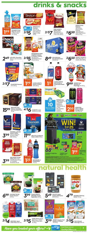 Safeway Flyer - 11/05-11/11/2020 (Page 10)