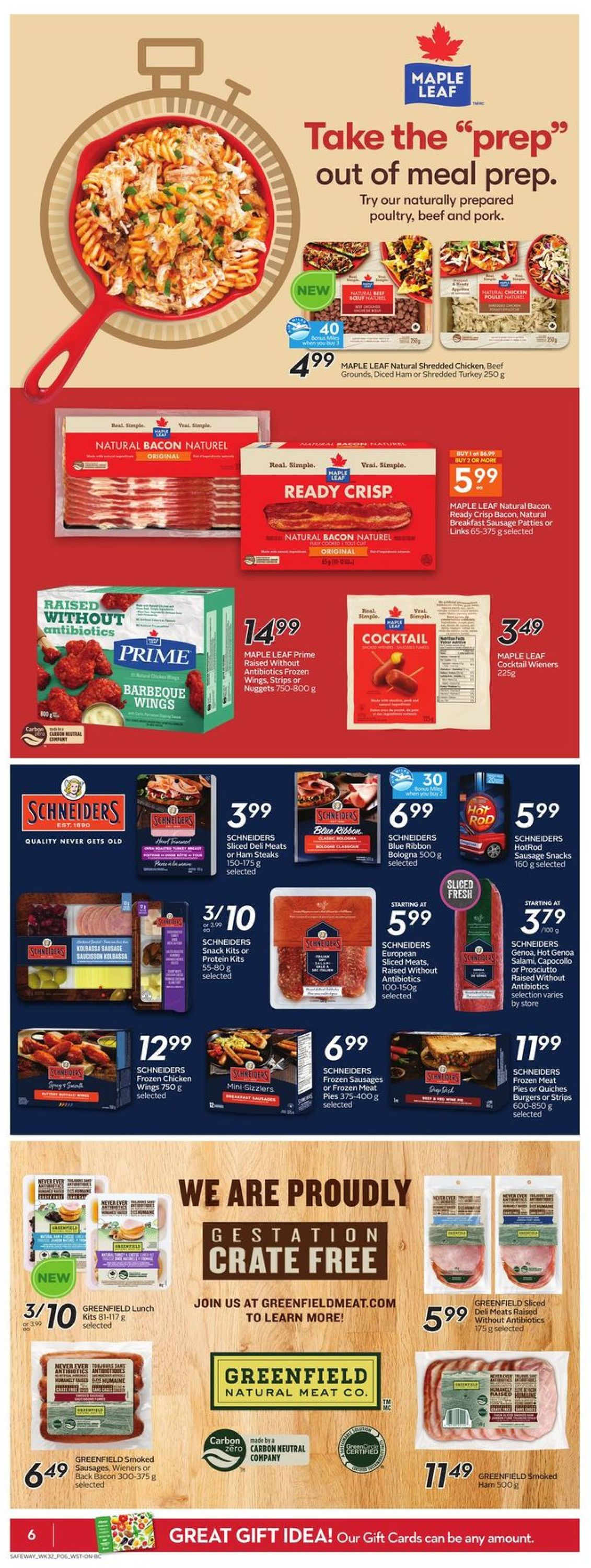 Safeway - Holiday 2020 Flyer - 12/03-12/09/2020 (Page 9)