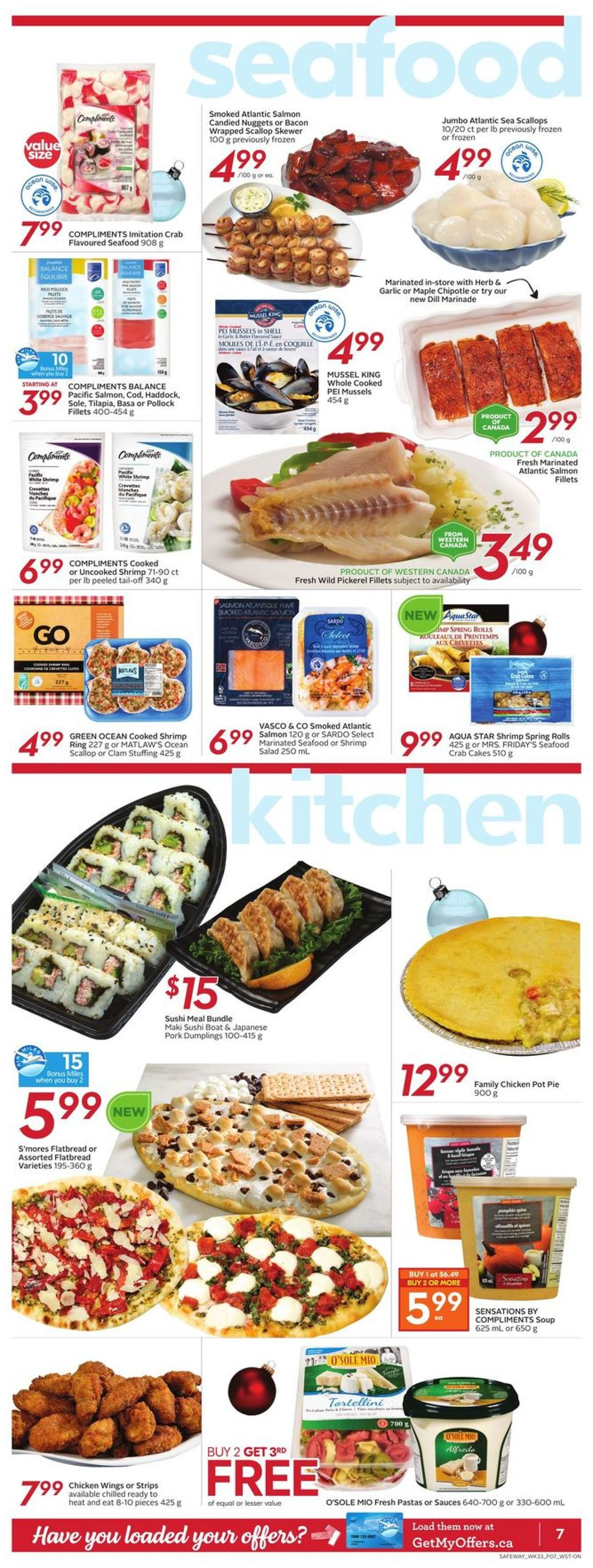 Safeway - Holiday 2020 Flyer - 12/10-12/16/2020 (Page 10)