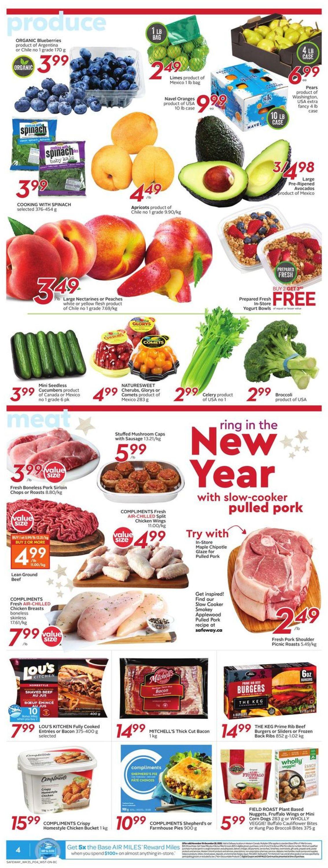 Safeway Flyer - 12/26-01/01/2021 (Page 4)