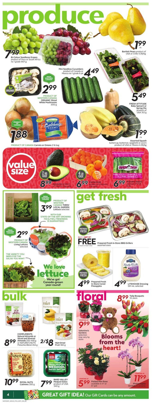 Safeway - Valentine's Day 2021 Flyer - 02/11-02/17/2021 (Page 10)