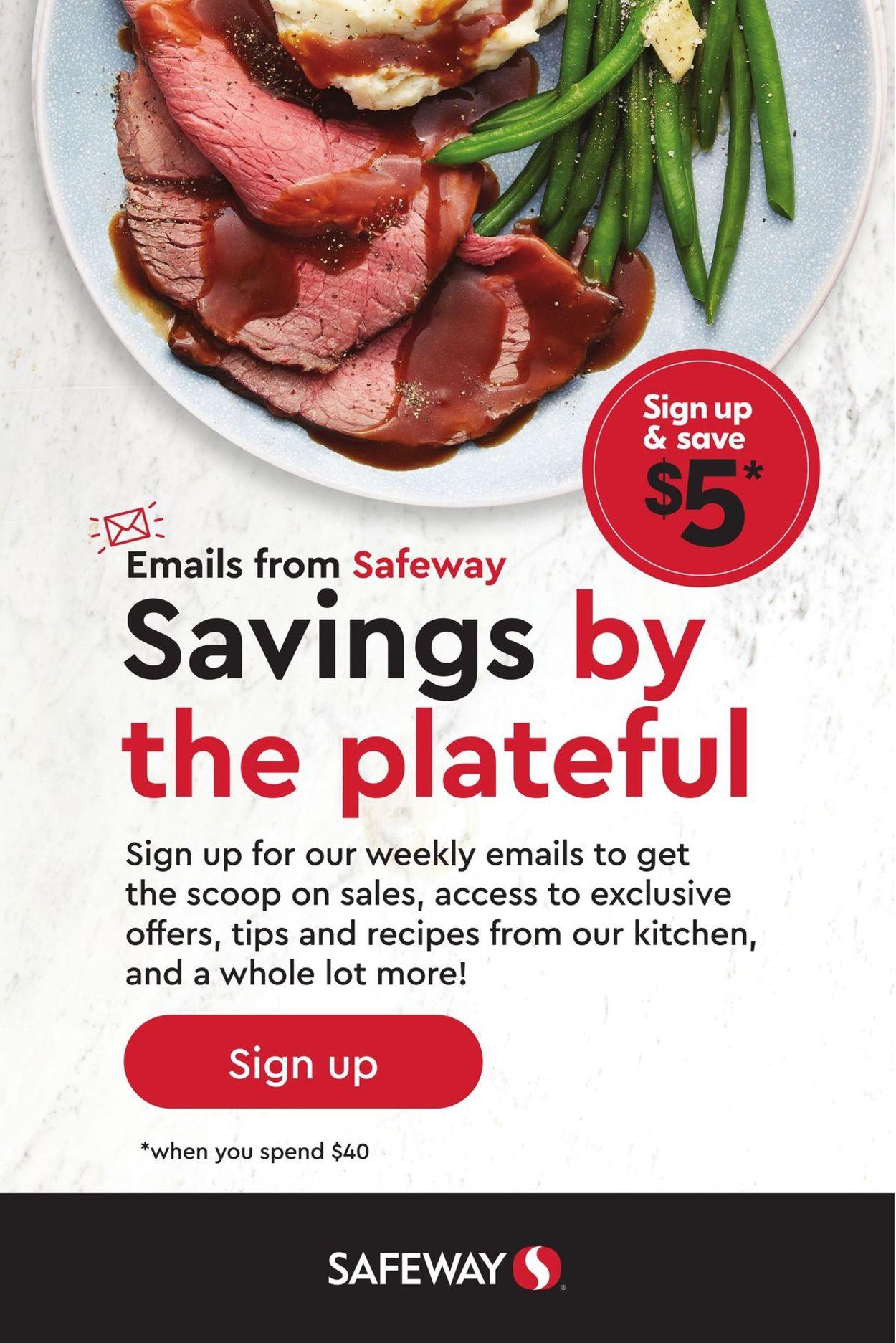 Safeway - Valentine's Day 2021 Flyer - 02/11-02/17/2021 (Page 25)