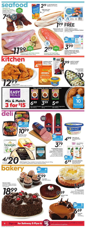 Safeway Flyer - 02/25-03/03/2021 (Page 9)