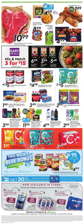 Safeway Flyer - 04/08-04/14/2021 (Page 15)