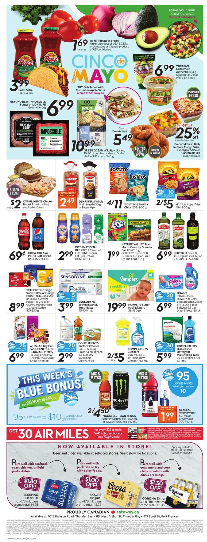 Safeway Flyer - 04/29-05/05/2021 (Page 16)