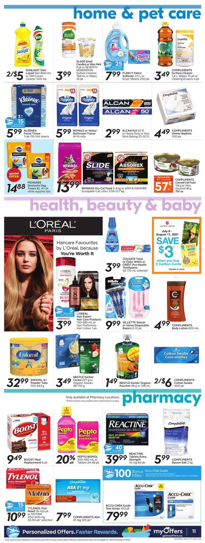Safeway Flyer - 07/08-07/14/2021 (Page 17)