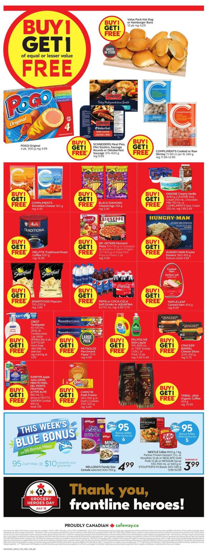 Safeway Flyer - 07/15-07/21/2021 (Page 14)