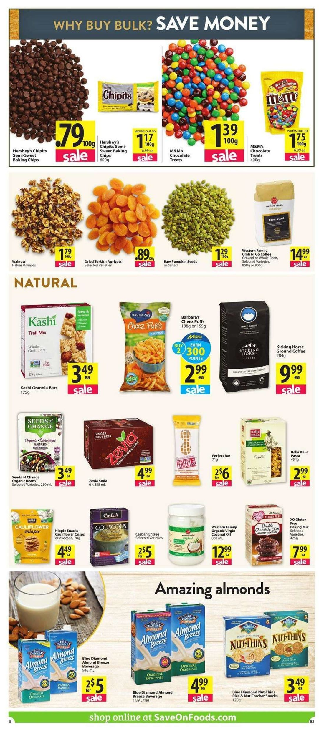 Save-On-Foods Flyer - 10/31-11/06/2019 (Page 8)