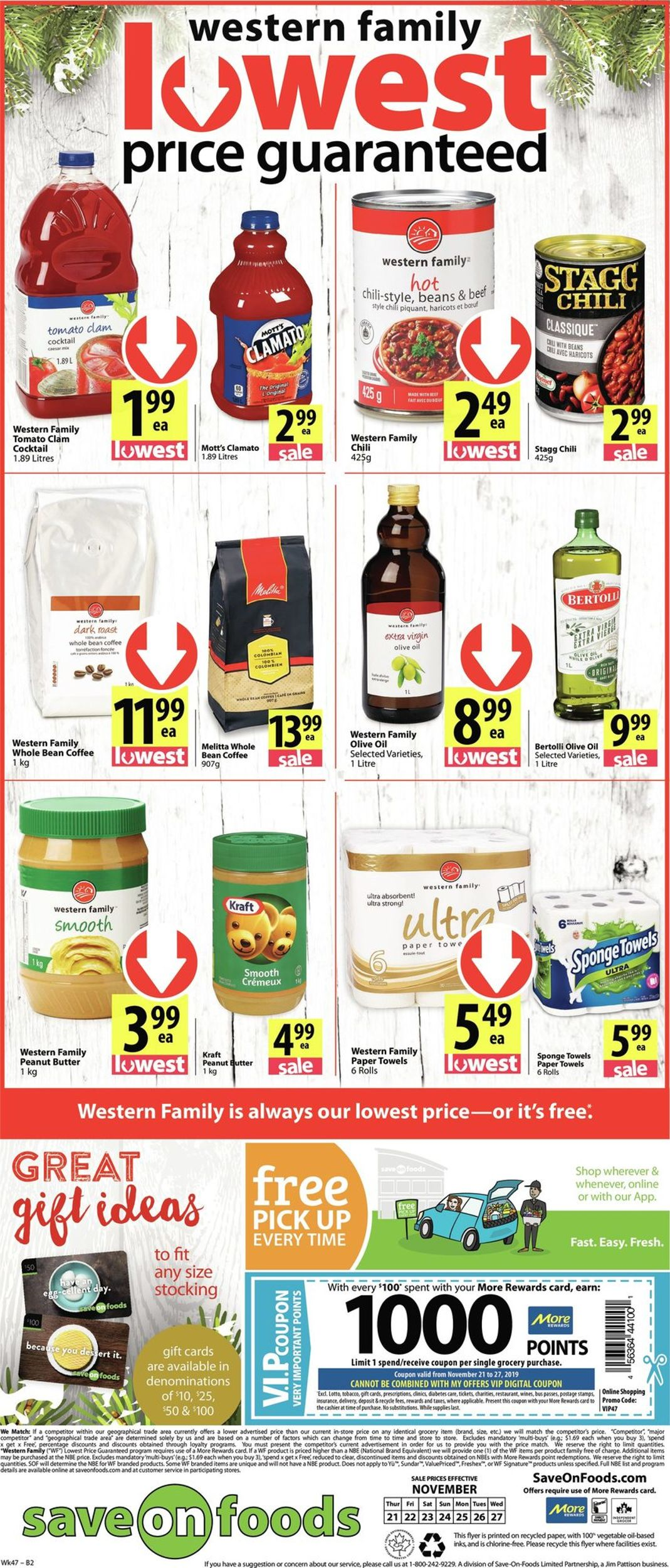 Save-On-Foods Flyer - 11/21-11/27/2019 (Page 13)