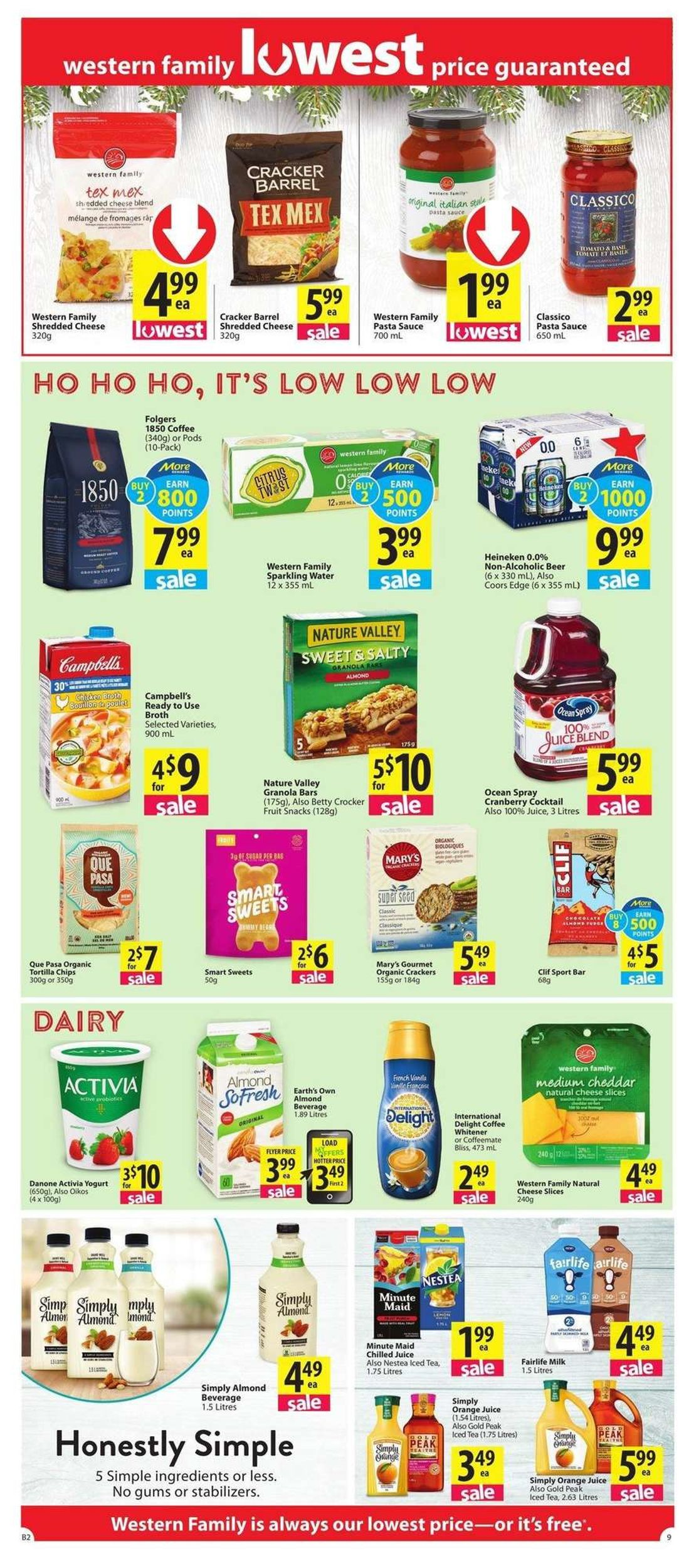 Save-On-Foods Flyer - 12/05-12/11/2019 (Page 11)