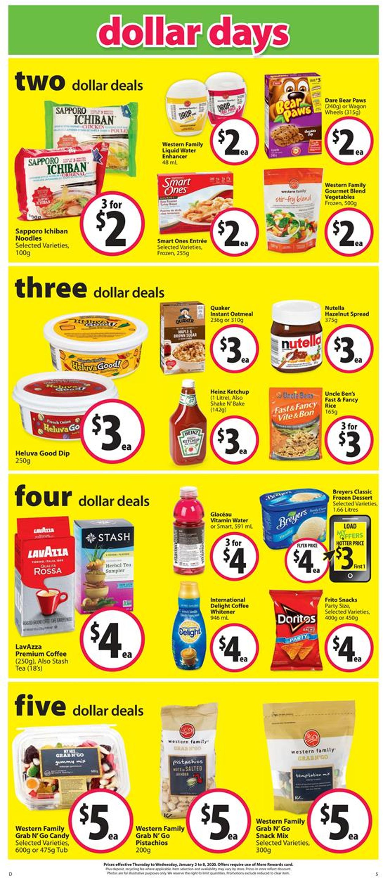 Save-On-Foods Flyer - 01/02-01/08/2020 (Page 5)