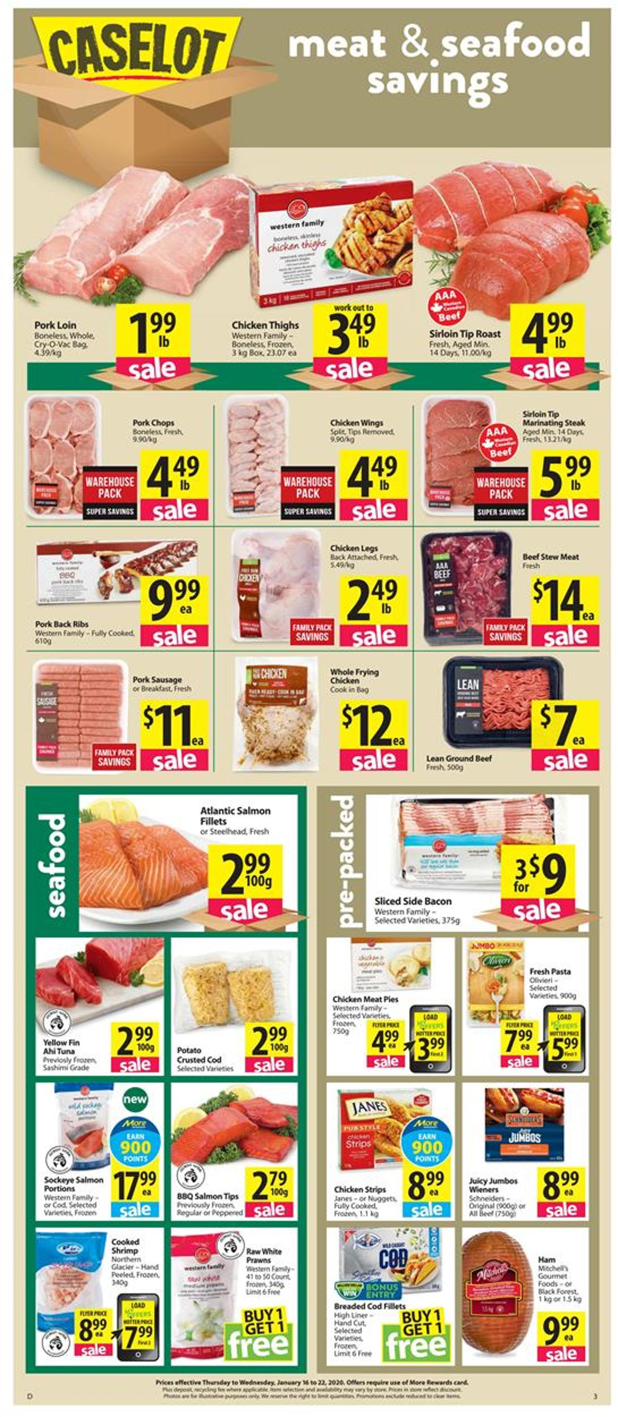 Save-On-Foods Flyer - 01/16-01/22/2020 (Page 3)