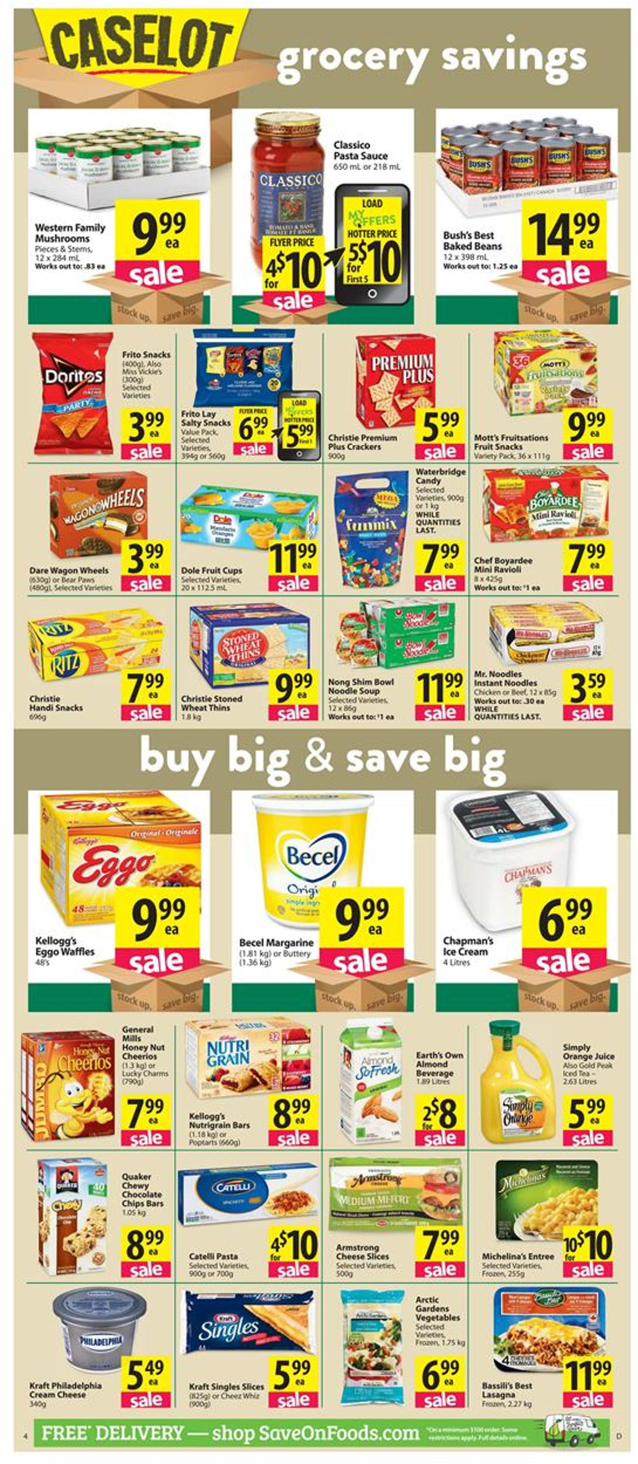 Save-On-Foods Flyer - 01/16-01/22/2020 (Page 4)