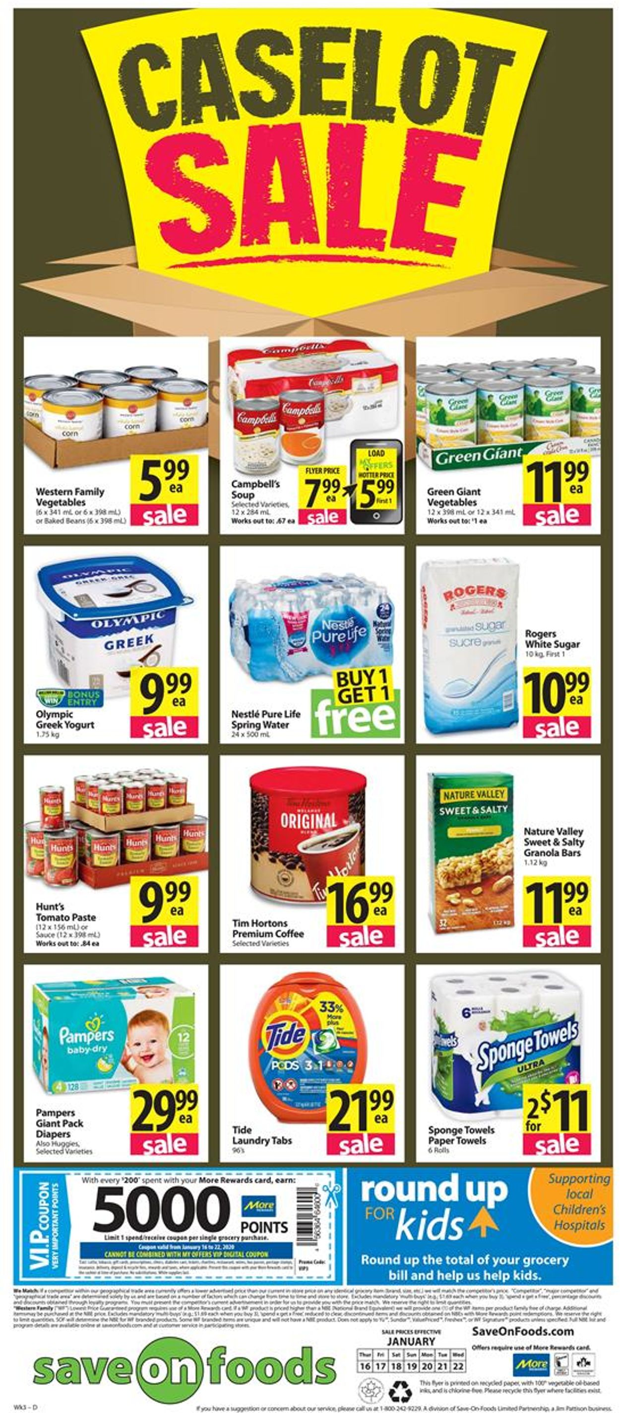 Save-On-Foods Flyer - 01/16-01/22/2020 (Page 10)