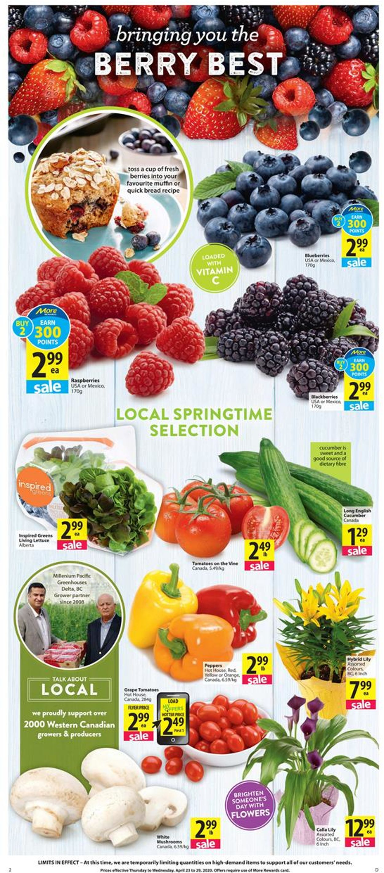 Save-On-Foods Flyer - 04/23-04/29/2020 (Page 2)