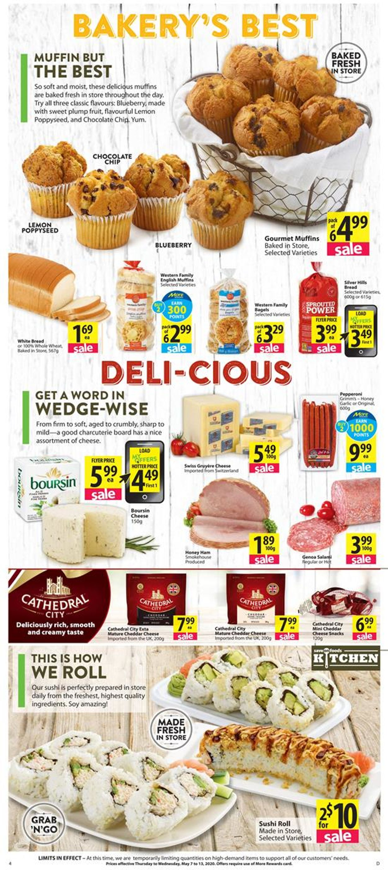Save-On-Foods Flyer - 05/07-05/13/2020 (Page 6)